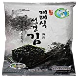 Traditional Type Seaweed Laver 60g, Product of Korea