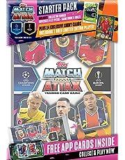 Match Attax 20-21 STARTER PACK