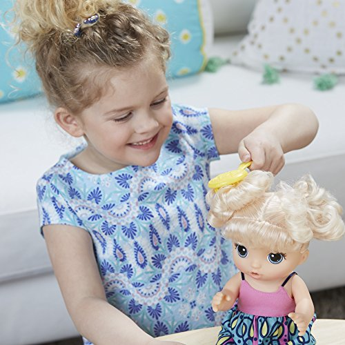 Baby Alive Super Snacks Snackin' Noodles Baby (Blonde)