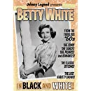 Betty White In Black & White