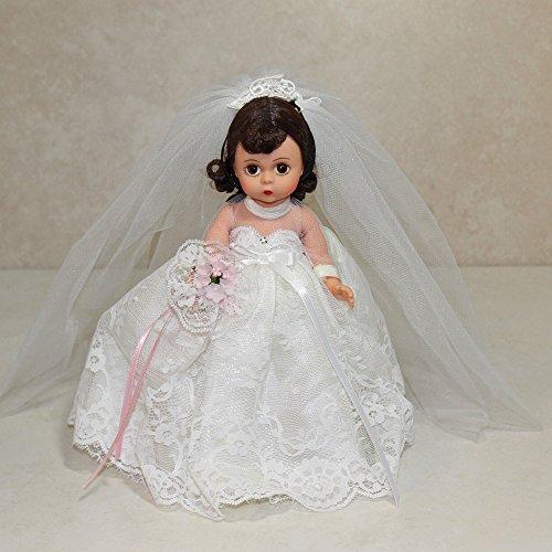 Madame Alexander Bride (Brunette) (Brunette Bride Doll)