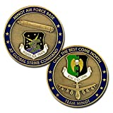 Minot Air Force Base Challenge Coin