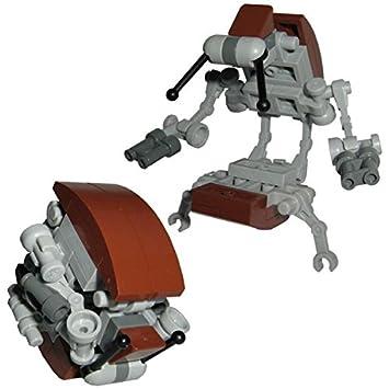 Custom Brick Design Droideka Ag 1 Battle Droid Figur Customized By