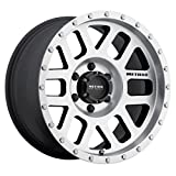 Method Race Wheels Mesh Black Wheel with Machined Face (18x9
