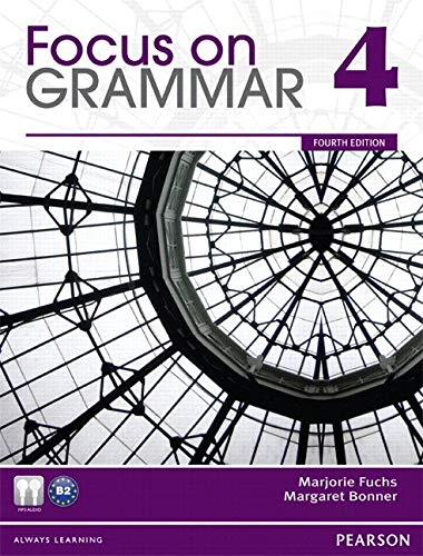 Focus on Grammar 4 (4th Edition) - standalone book