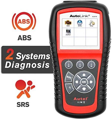 Autel AutoLink AL619 Scanner Diagnostic product image
