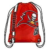 NFL Tampa Bay Buccaneers Big Logo Drawstring