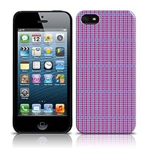 Call Candy Cover Case - Funda para móvil Apple iPhone 5, morado