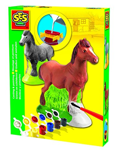 ses-creative-horse-plaster-casting-and-painting-kit