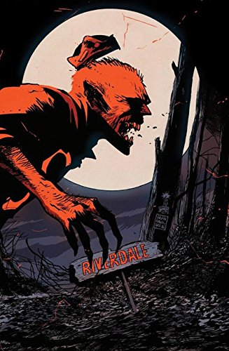 - Jughead: The Hunger (Issue #1 -Variant Cover by Francesco Francavilla)