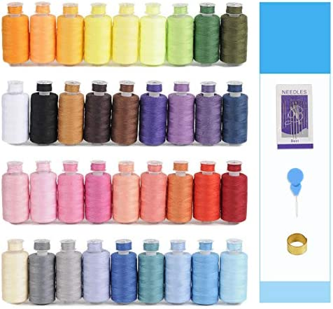 rock color Multi-purpose very resistant thread Polyester LBDK 726-1 bobbin of thread for sewing any textiles 100 meters
