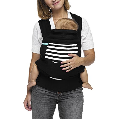 Mei Tai Hip Carrier (Moby Buckle Tie, Stripes)