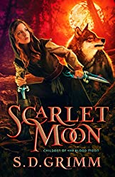 Scarlet Moon (Children of the Blood Moon)