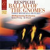 Respighi - Ballad of the Gnomes; (3) Botticelli Pictures