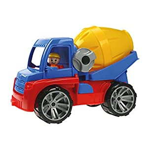 Wader Quality Toys TRUXX Cement Mixer Vehicle, Primary