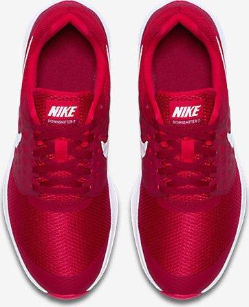 Nike Downshifter 7 Gs, Zapatillas de Running para Niñas Rojo