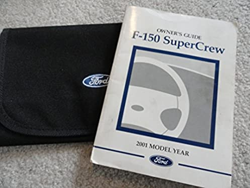 2001 ford f 150 owners manual ford amazon com books rh amazon com service manual 2001 ford f150 2001 ford f150 owners manual fuses