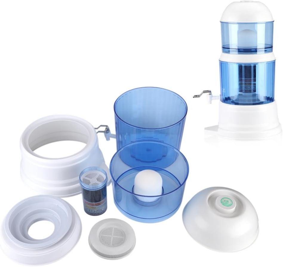 TMISHION Purificador de Agua Potable de 16 L, dispensador de Agua ...