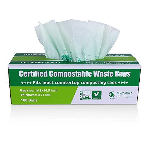Compostable Food Bags - 8