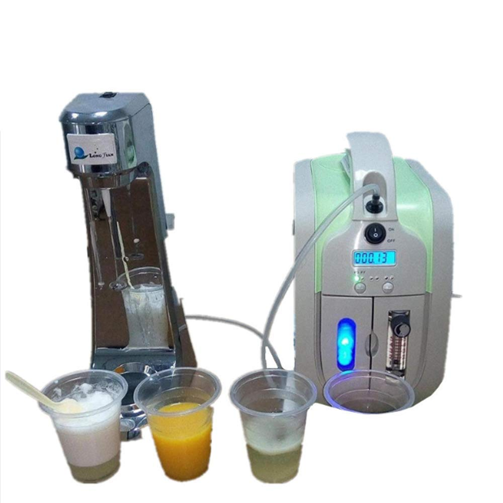 Oxy-gen Cocktail drink Mixer machine Shakers for for Beauty Salon Home