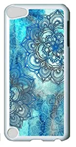 Lost in Blue-a Daydream Made Visible Ipod Touch 5 Transparent Sides Hard Shell Case by ViVilaa