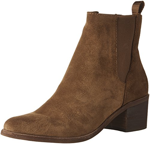 Brown Chelsea Vita Women's Boots Dolce Suede Colbey qwUXSx8