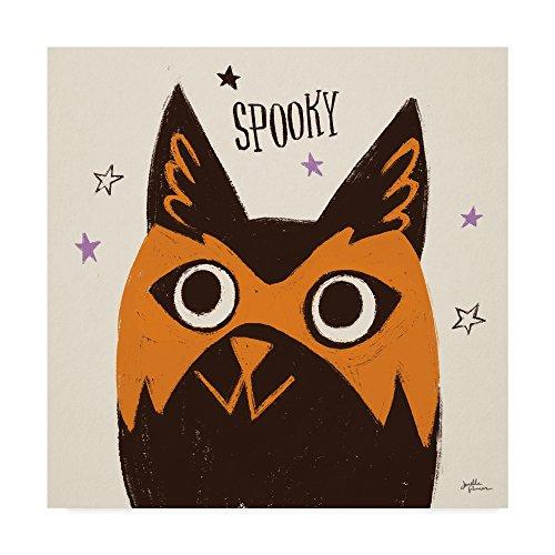 Trademark Fine Art Spooktacular X by Janelle Penner Fine Art, 14