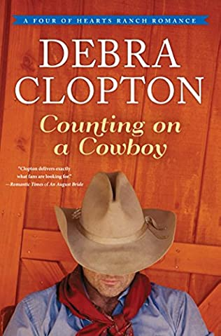 book cover of Counting on a Cowboy