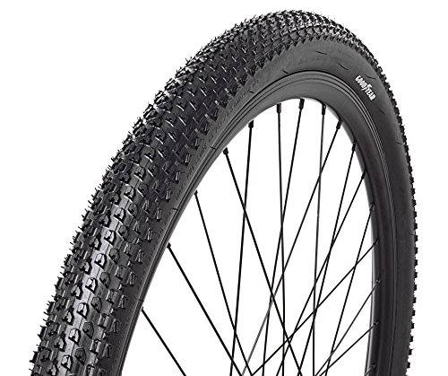 "Goodyear Folding Bead Mountain Bike Tire, 27.5""/650B x 2/2.125, Black"