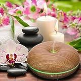 Essential Oil Diffuser - PREMIUM QUALITY Aromatherapy Diffuser...