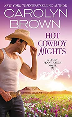 Hot Cowboy Nights (Lucky Penny Ranch Book 2)