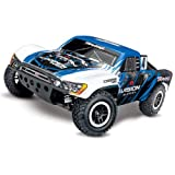 Slash 4X4: 1 10 Scale 4WD Electric Short Course Truck with TQi Traxxas Link Enabled 2.4GHz Radio System & Traxxas Stability Management (TSM)