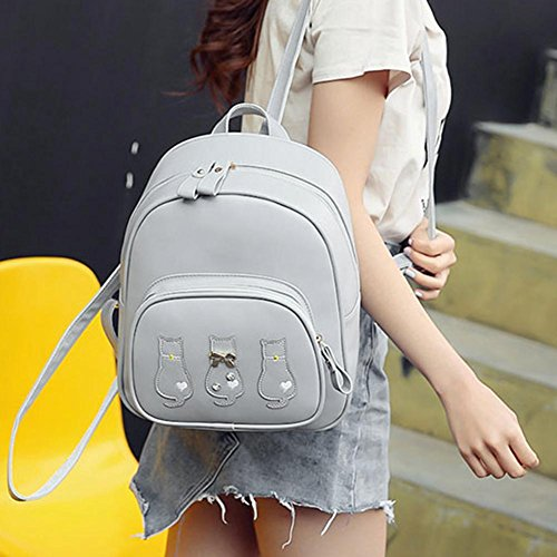 Diamondo 2 Bag/Set Women Backpack Wallet Student Schoolbag Girls Travel Bags Shoulder Bag
