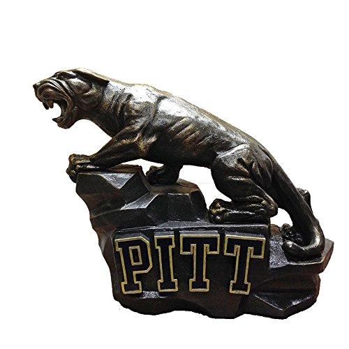 Stone Mascots - University of Pittsburgh Panther College Stone Mascot by Stone Mascots