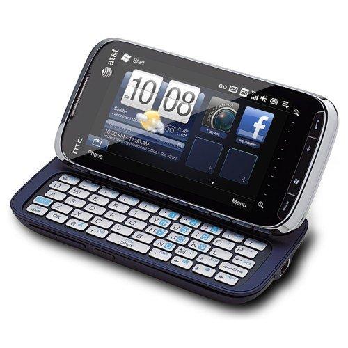 amazon com htc tilt 2 gsm used windows smartphone grey at t cell rh amazon com Tilt Phone Tilt Phone
