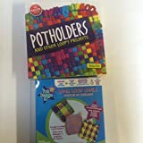 Klutz Potholders & Other Loopy Projects: Book, Loom and Loops