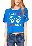 Best Shop4Ever Guys Gifts - Shop4Ever Hands Off My Guy Flowy Boxy T-Shirt Review