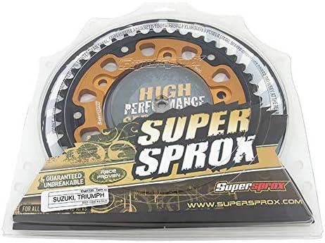 SuperSprox RST-1800-43-GLD Gold Stealth Sprocket