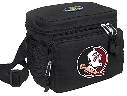 Broad Bay Florida State University Lunch Bag OFFICIAL NCAA FSU Lunchboxes by Broad Bay