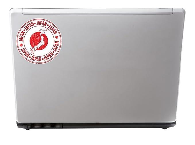 2 x Japan Japanese Vinyl Sticker Laptop Travel Luggage Car #5643