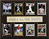 MLB Los Angeles Angels All-Time Greats Plaque