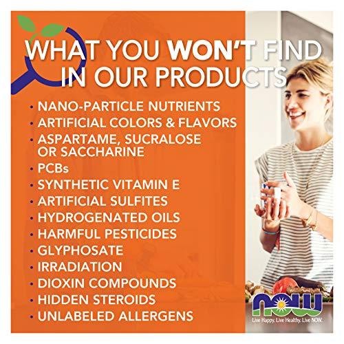 Now Supplements Vitamin D-3 1000 IU-180 Softgels