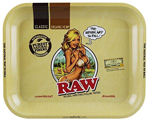 raw rolling tray - 7
