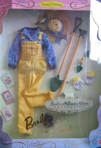 1997 Barbie Collectibles Millicent Collection