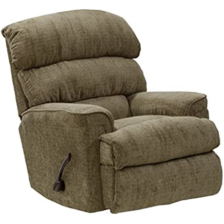 CATNAPPER 647394179318 Pearson Power Wall Hugger Recliner Coffee