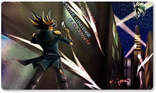 Eye of The Tiger – Juego de mesa Yugioh Playmat Games Tamaño 60 x 35 cm Mousepad MTG Play Mat para Yu-Gi-Oh! Pokemon Magic The Gathering: Amazon.es: Oficina y papelería