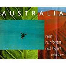 Australia - Reef, Rainforest, Red Heart