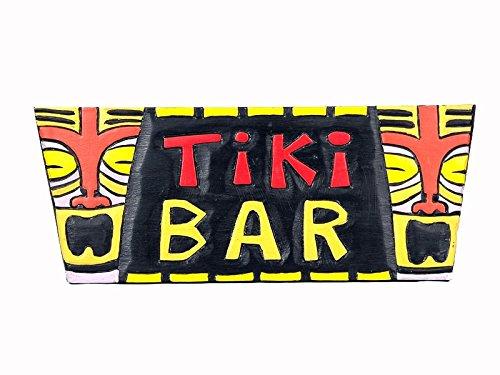 Tikimaster Tiki Art - POP Art Tiki BAR Sign - 20