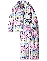 "Hello Kitty Little Girls' ""Sweet Dreams"" 2-Piece Pajamas"