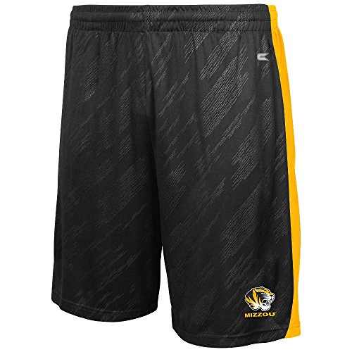 Youth NCAA Missouri Tigers Basketball Shorts (Team Color) - ()